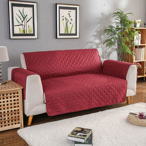 Sofa Couch Cover Throw Pet Protector Reversible Washable Slipcovers 1/2/3 Seat