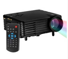 Ancophoto BarcoMax GP7S 1080P 120 Lumens Portable Mini LED Projector for Home Theater