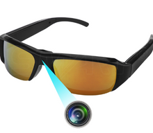Full HD 1080P Hidden Video sport action sunglasses camera