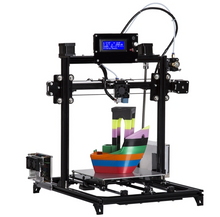 FLSUN_C 3D Printer Prusa i3 DIY Kit with Auto Leveling RepRap Desktop 3D Printing Heated Bed