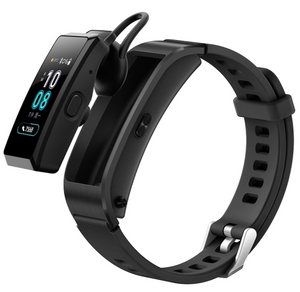 Huawei TalkBand B5 Bluetooth 4.2 Headset Fitness Tracking Sports Smart Bracelet for Android / iOS, 1.13 inch