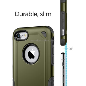 iPhone 8 & iPhone 7 Shockproof Rugged Armor Protective Case