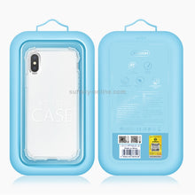 JOYROOM Transparent Shockproof Protective Case for iPhone X