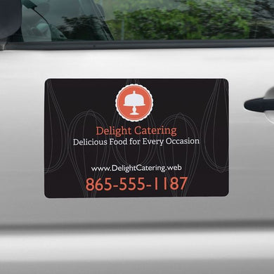 Personalized Car Magnets