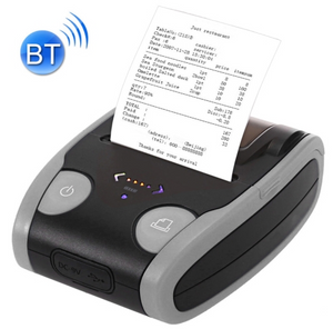 QS-5806 Portable 58mm Bluetooth POS Receipt Thermal Printer