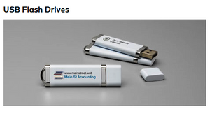 8 GB Personalized USB Flash Drives