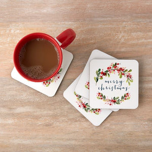 Personalized Photo Coasters (Set of 4)
