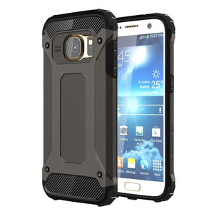 For Galaxy S7 Tough Armor TPU + PC Combination Case