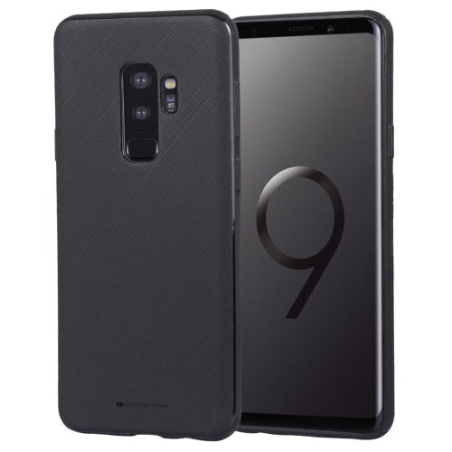 GOOSPERY Shockproof Soft Case for Galaxy S9+