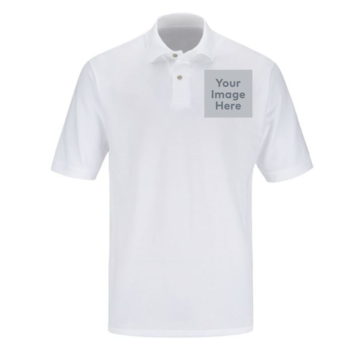 Personalized Men's Polo Shirt