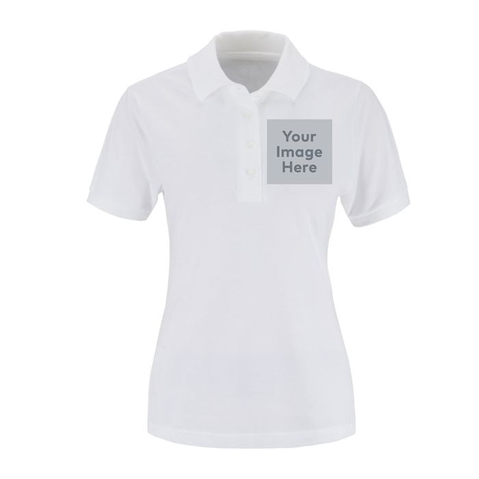Personalized Women's Polo Shirt