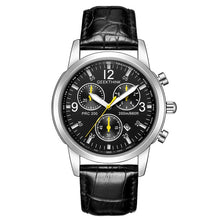 GEEKTHINK Automatic Quartz Men's Stainless Steel Watch