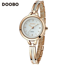 Luxury Gold Watch Women Watches Fashion Bracelet Ladies Waterproof Watch