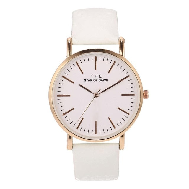 Watch Change Watch Color Simple Change UV Color Quartz Sun Fashion Style Temperature