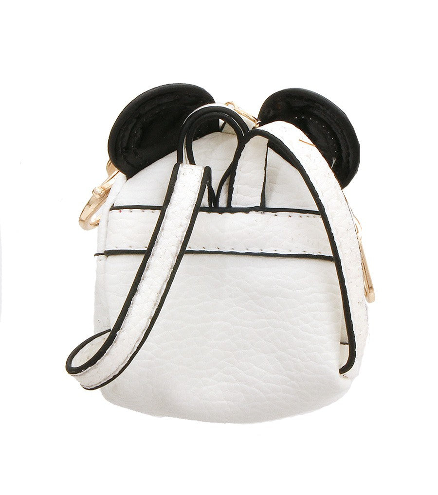 MICKEY Eyes Mini Bag Color-White