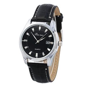 New Men's Watch,  Fashion Quartz Wrist Watches With Auto Date Display Function VV, Watch for Men