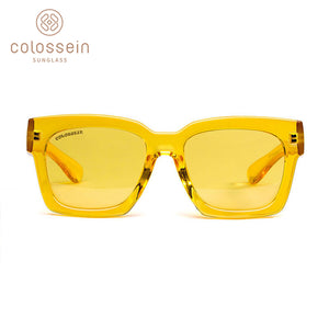"COLOSSEIN Women's Over-sized ""Pineapple"" Sunglasses"