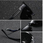 "New DUBERY ""Air Up There"" Polarized Sunglasses"