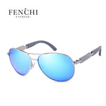 "FENCHI Women's ""Flyy 2"" Designer Aviator Sunglasses - Frames Are Forever"