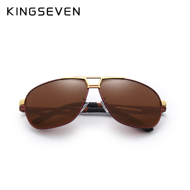 "New KINGSEVEN Men's ""The Champ"" Polarized Sunglasses"