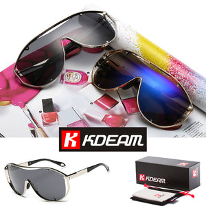"KDEAM Men's ""Tough Guy"" Sunglasses"