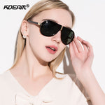 "KDEAM ""Star"" Foldable Pilot Sunglasses"