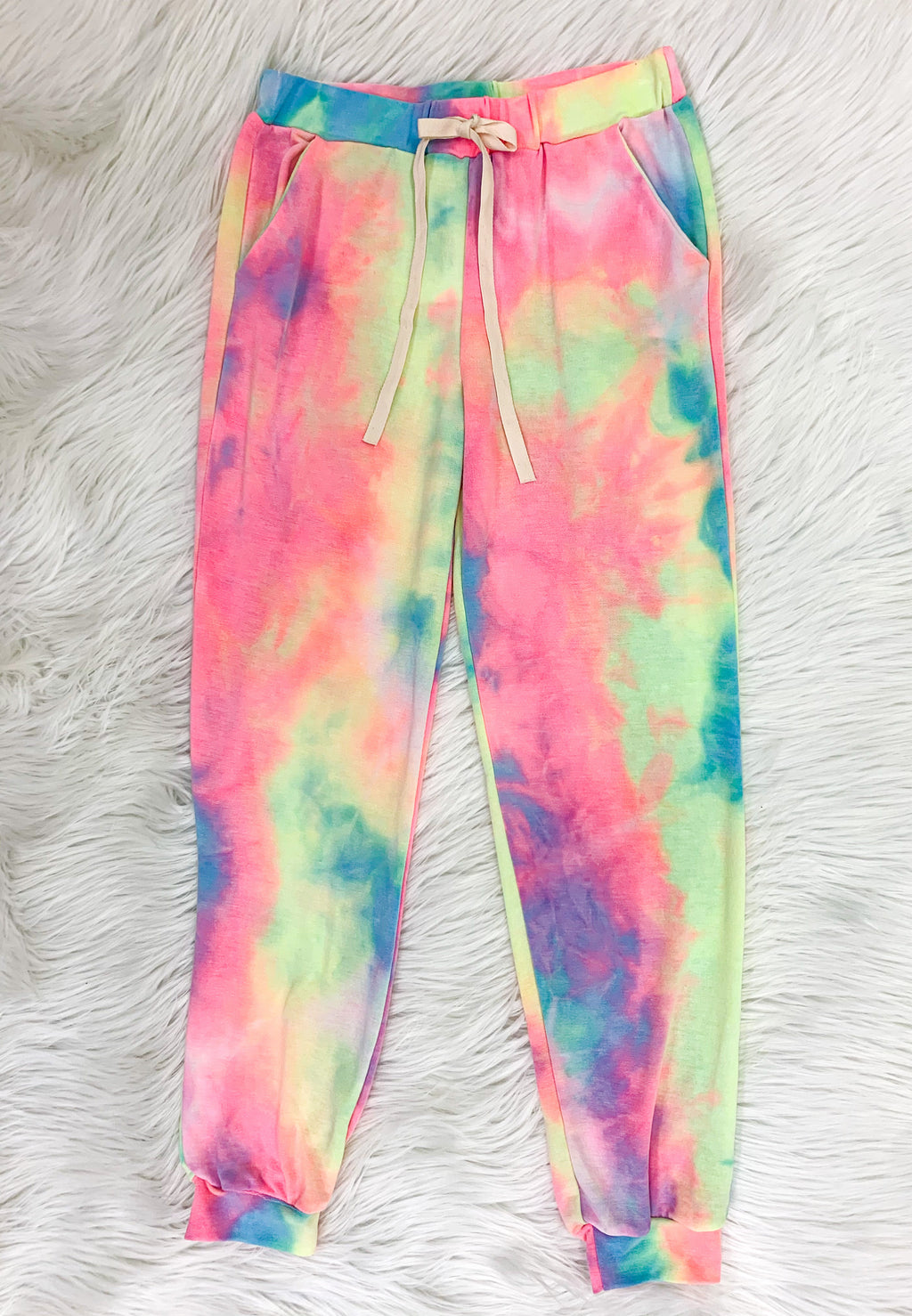Daydreams Tie Dye Joggers