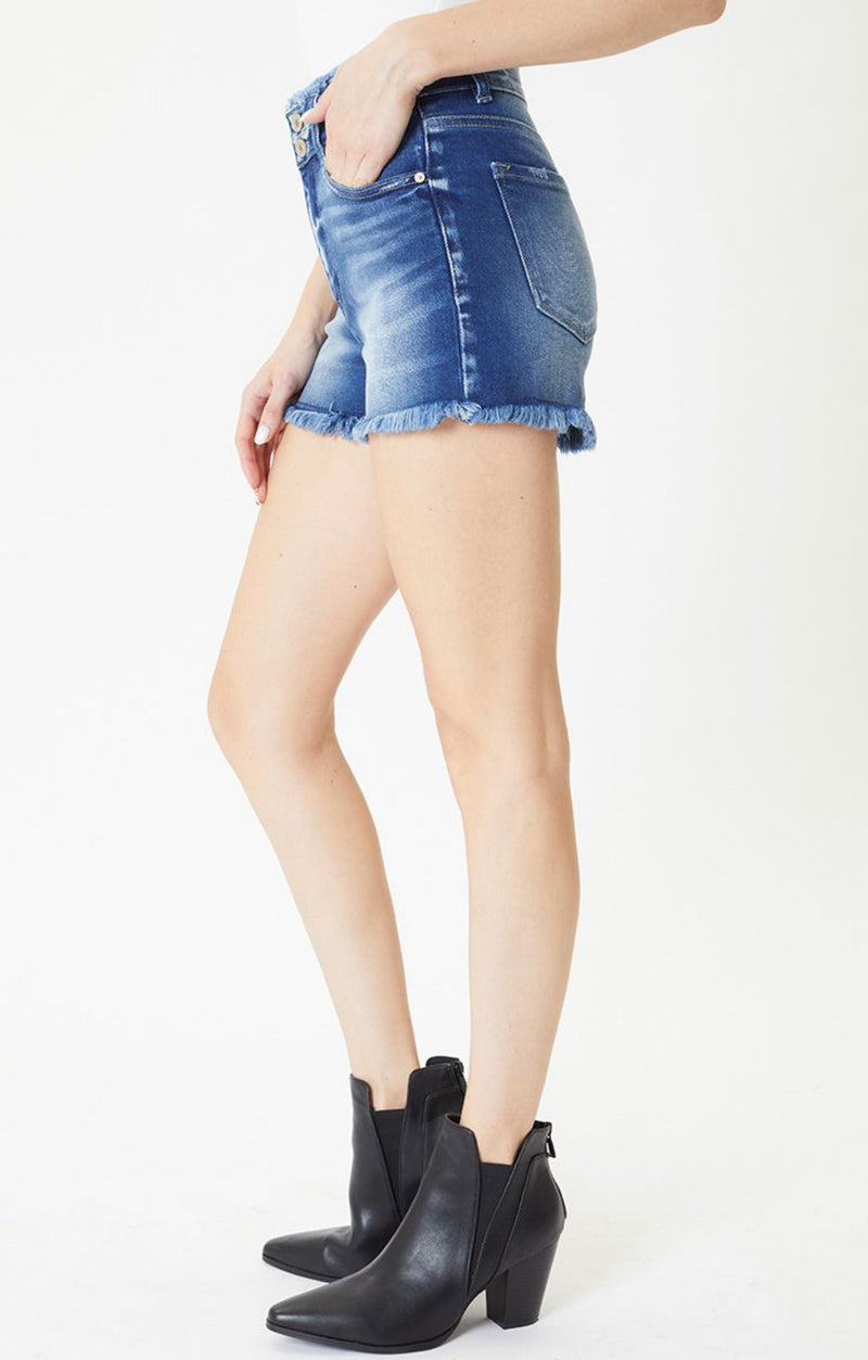 Chase A Dream Denim Shorts
