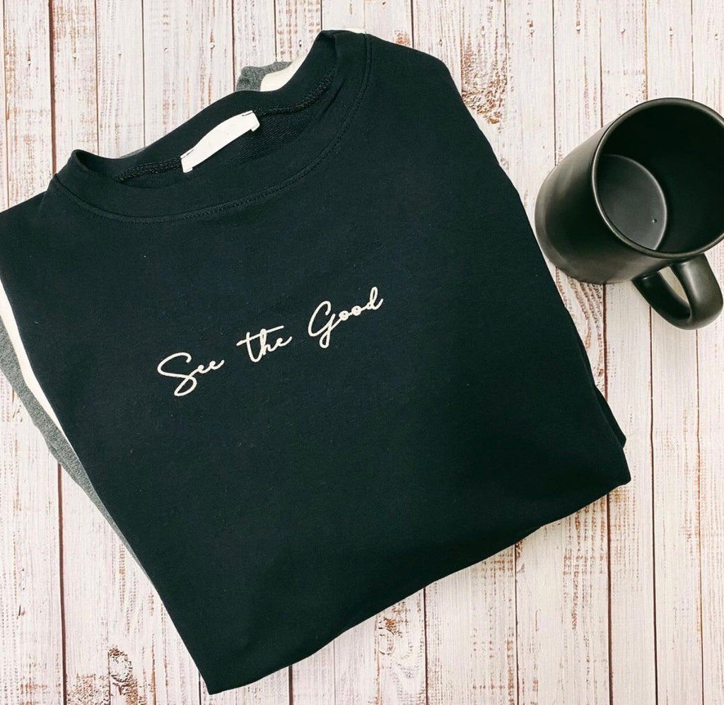 See The Good Statement Tee