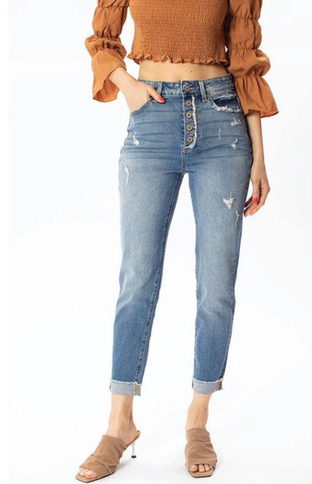 Libby Medium Wash Jeans