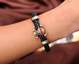 One Piece - Luffy Alloy Bracelet - Aniflux