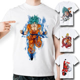Dragon Ball - Custom T-shirts Collections #1 - Aniflux