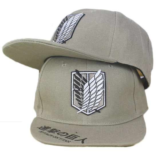 Attack On Titan Wings of Freedom Snapback - Aniflux