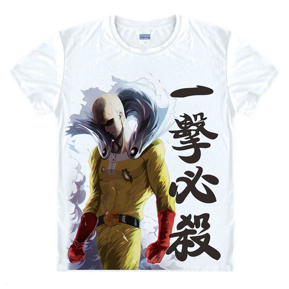 One Punch Man T Shirt Collection #2 - Aniflux