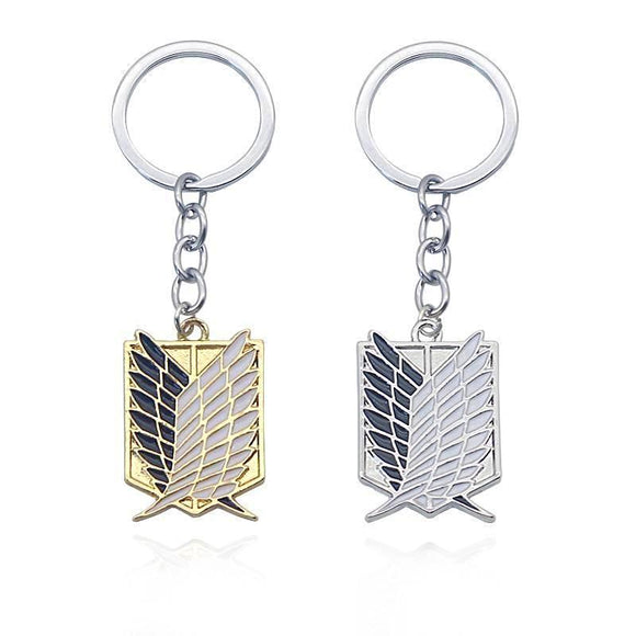 Attack On Titan - Survey Corps Keychain - Aniflux