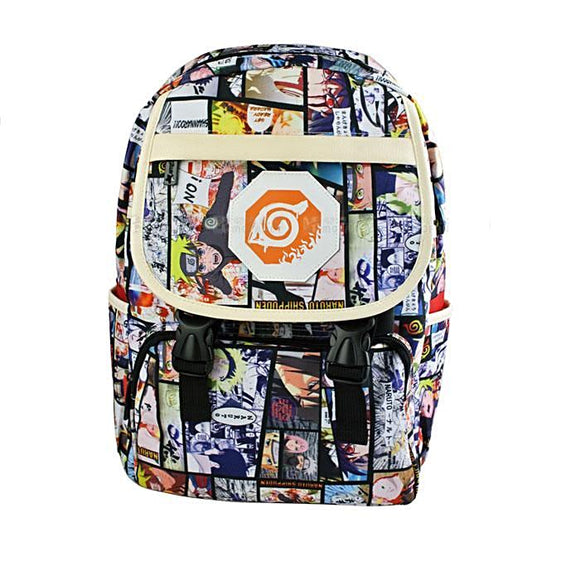 One Punch Man/Naruto/Tokyo Ghoul Collection of Backpack - Aniflux