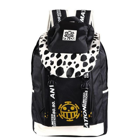 One Piece - Heart Pirates Backpack - Aniflux