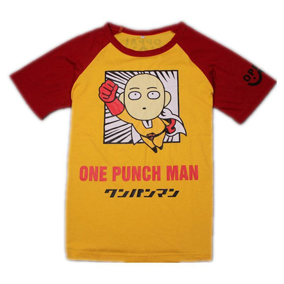 One Punch Man - Oppai T-shirt - Aniflux