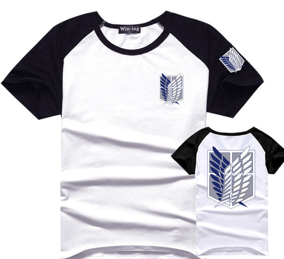 Attack On Titan - Survey Corps T-Shirts - Aniflux