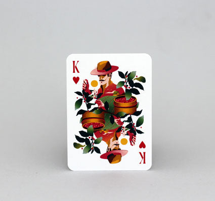 Coffee Playing Cards - 3