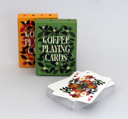 Coffee Playing Cards - 1