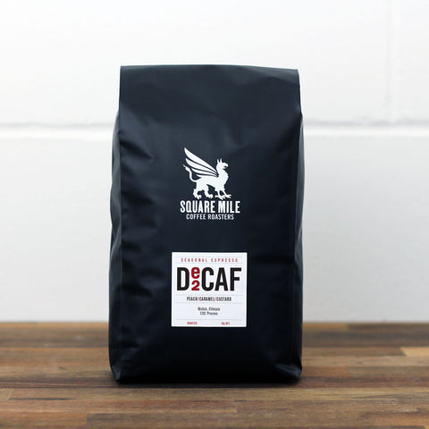 Prepaid Decaf Espresso Subscription Monthly - 1
