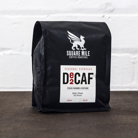 Prepaid Decaf Espresso Subscription Monthly