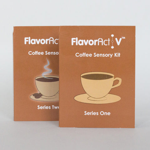 FlavorActiV Coffee Sensory Kit - 1