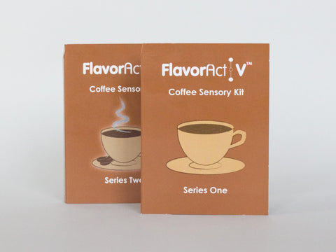 FlavorActiV Coffee Sensory Kit