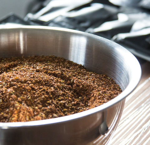 Coffee Spice Rub - 4