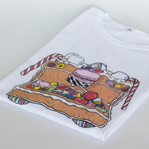 Sweetshop T-shirt - Mens - 2
