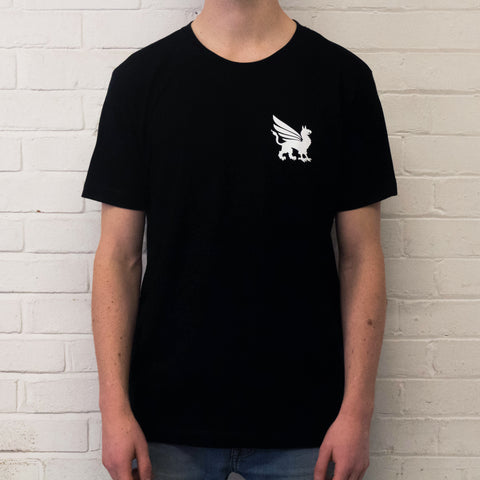 Little Griffin Black T-shirt - 2