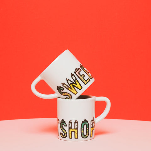 Sweetshop Cups - 1