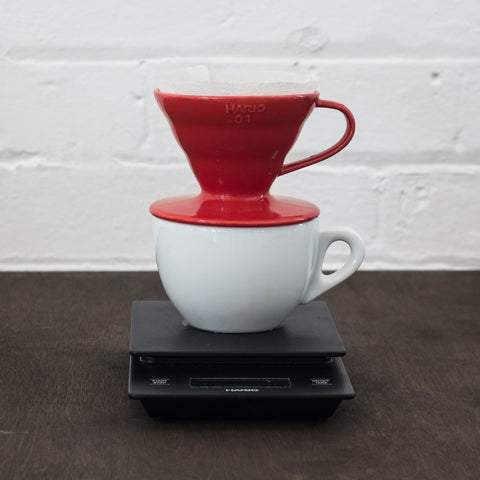 V60 Red Porcelain - 3
